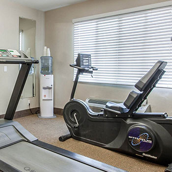 Photo of fitness center
